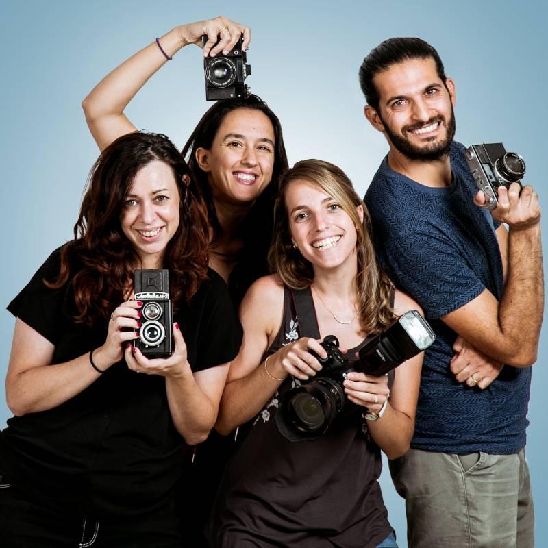 סנאפ | המרכז החברתי לצילום | Snap! (Special Needs And Photography)