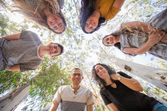 צילומי משפחה + בת מצווה טיטה ילון